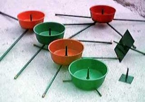 The Best Christmas Tree Pin Stands